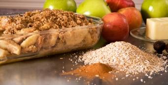 Oatmeal Apple Cirsp