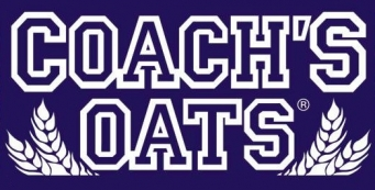 Coach's Oats blue logo