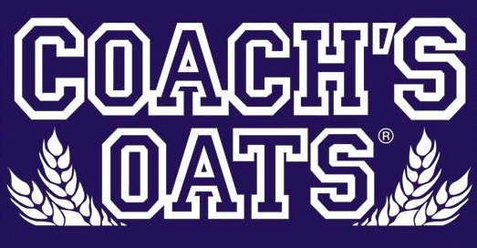Coach's Oats blue logo