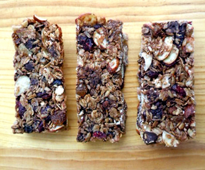 Granola Bars Coach's Oats