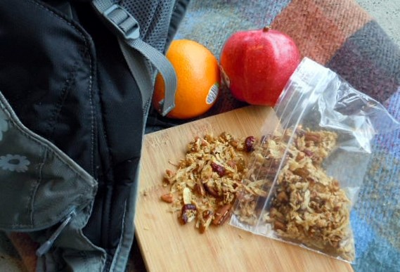 Grotto's On-the-Go-Granola