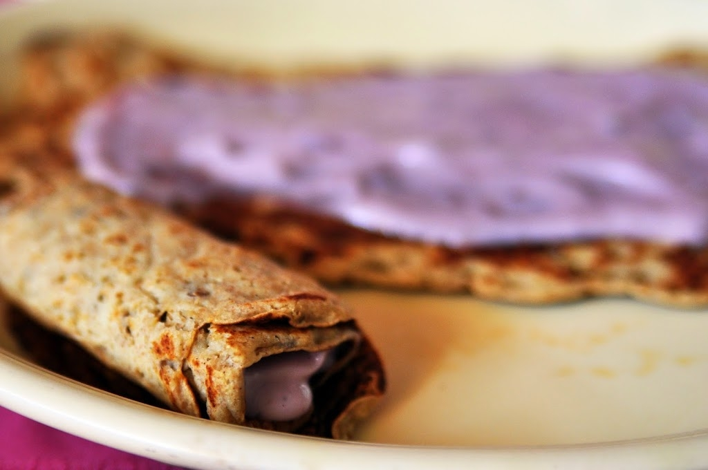 Multigrain Crepes