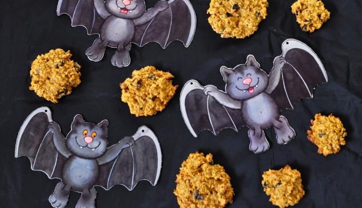 Coach's Oats Pumpkin cookies