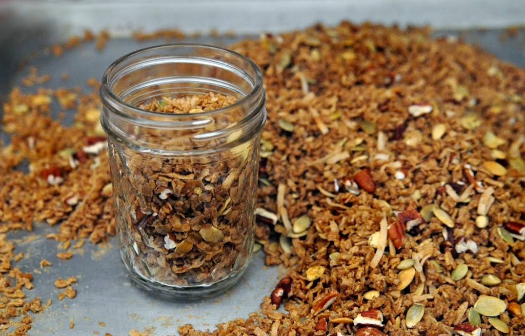 Coach's Oats Golden Pumpkin Granola