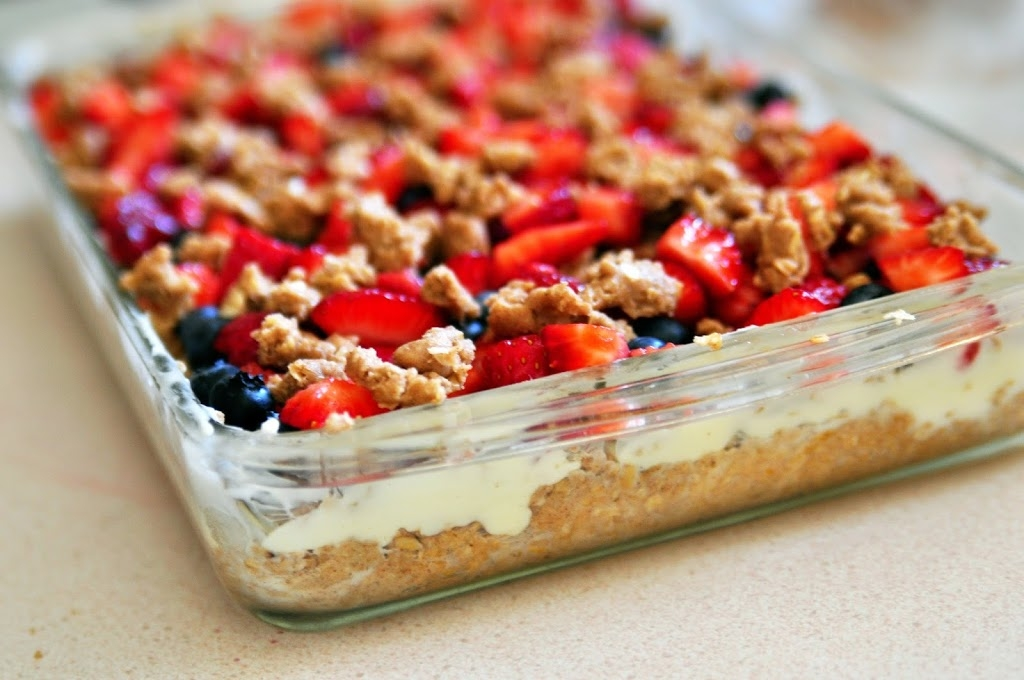 Oatmeal Cheesecake