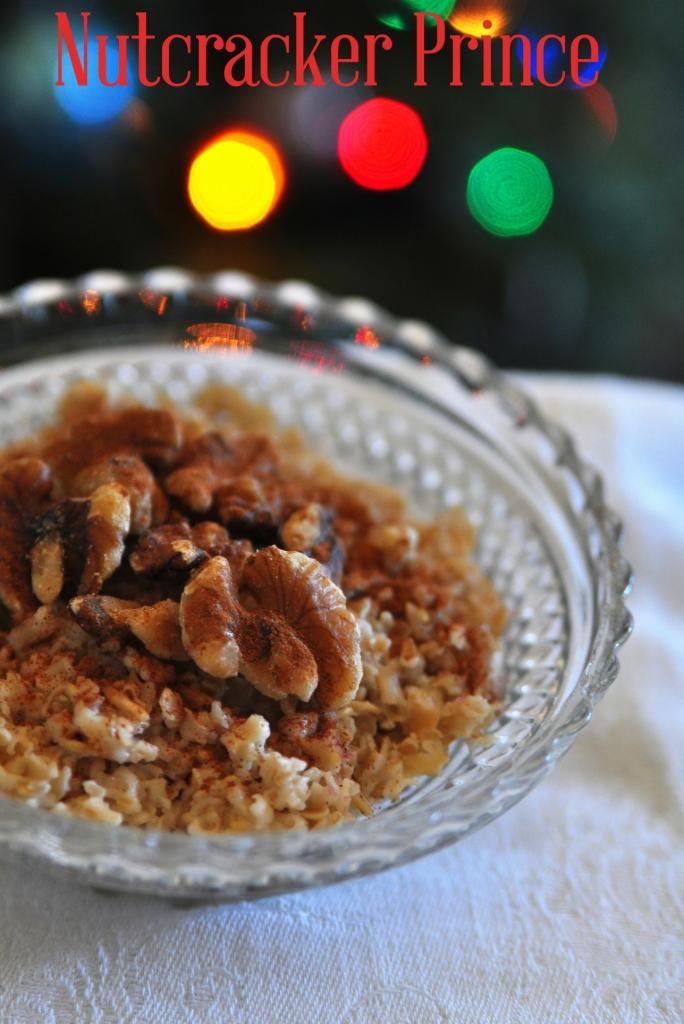 Nutcracker Oatmeal