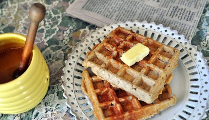 Coach's Oats Oatmeal Waffle