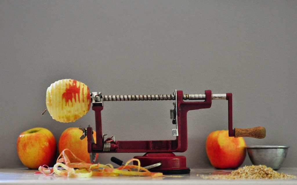 Apple Peel vintage