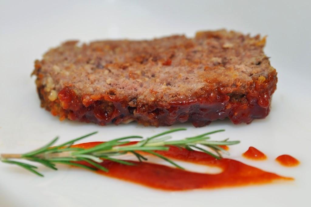 Oatmeal Meatloaf