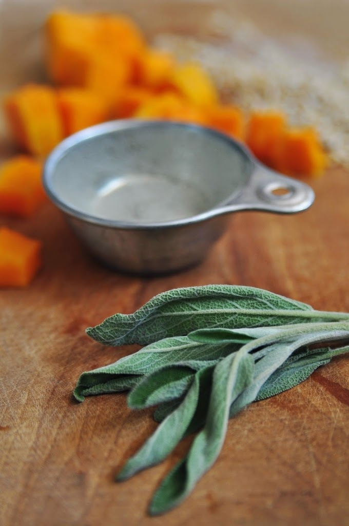 Butternut Squash and Sage