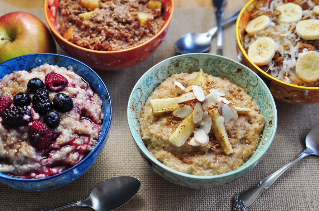 Bring On The Oatmeal: Every Serving Of Whole Grains Helps Lower Your Risk Of Death 5 recommendations