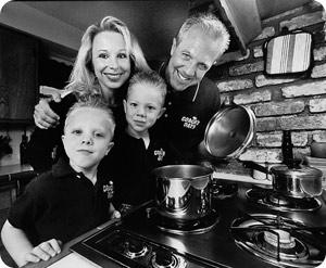Coach's family photo