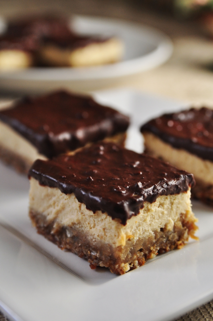 Oatmeal Cheesecake Bars