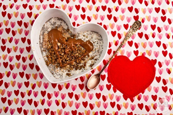 15 Lovely Oatmeal Recipes for Valentine's Day