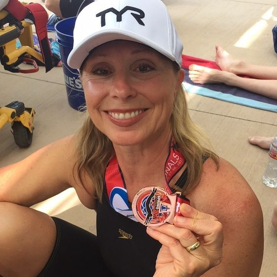 Bonnie won medal Coach's Oats