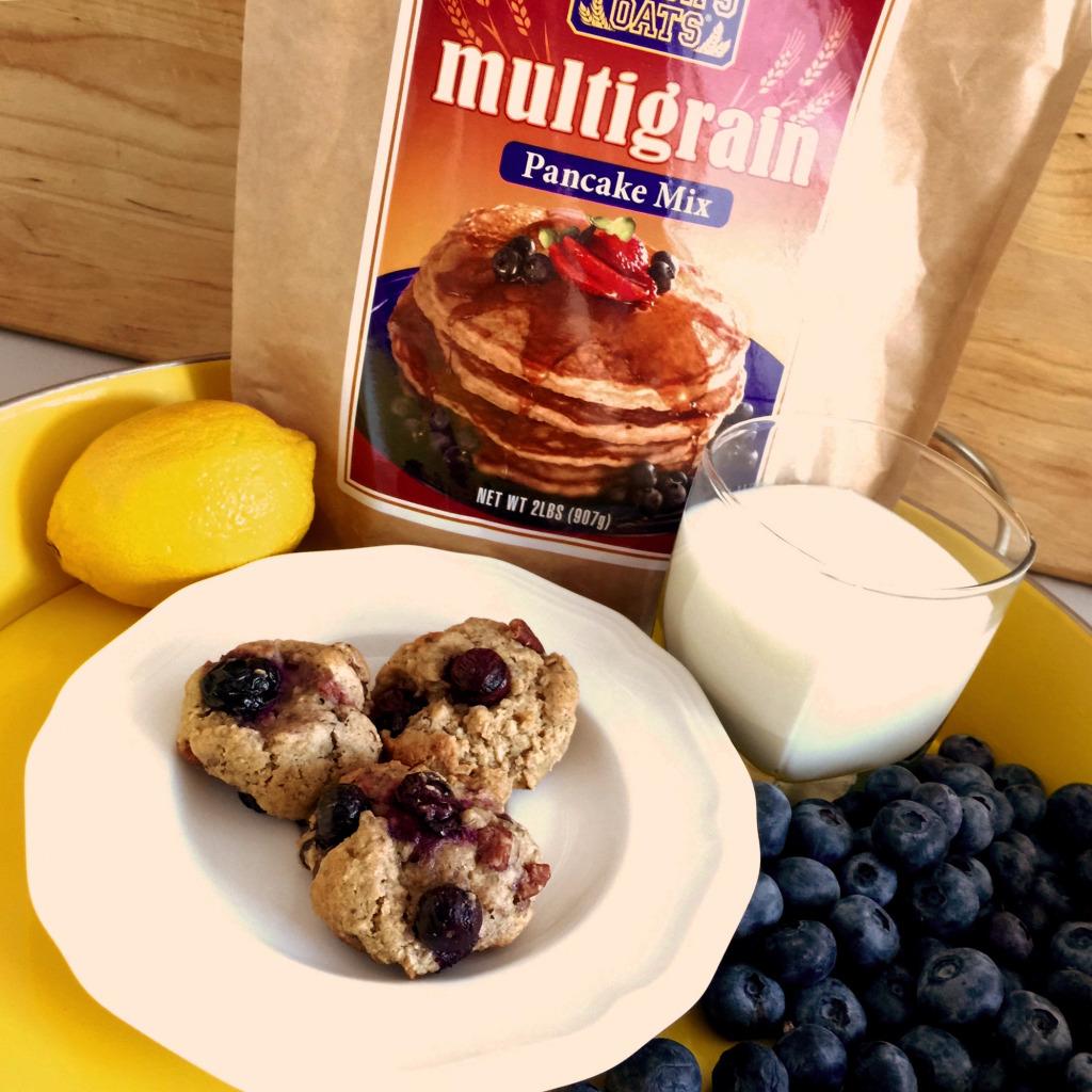 Pancake Mix Cookies