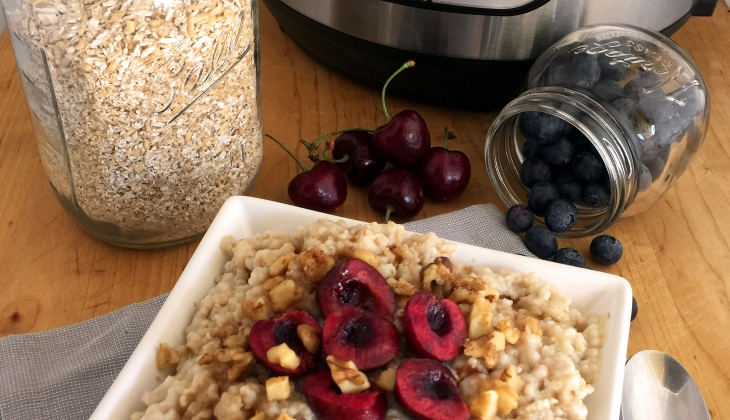 Coach's Oats Instant Pot