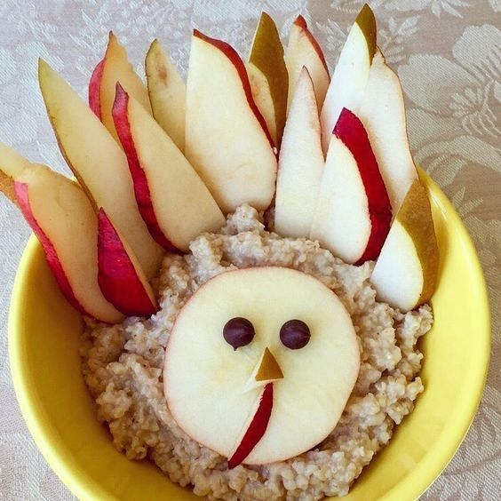 Thanksgiving Oatmeal