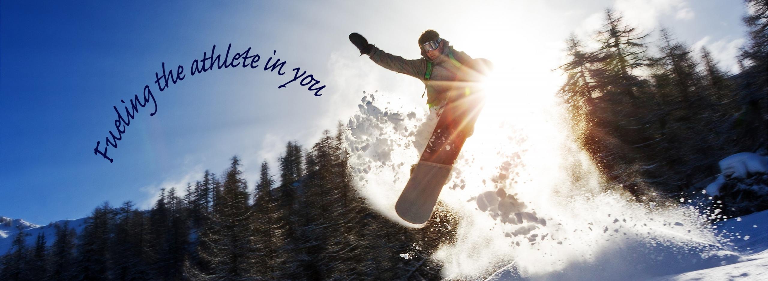 Coach's Oats Winter Ski