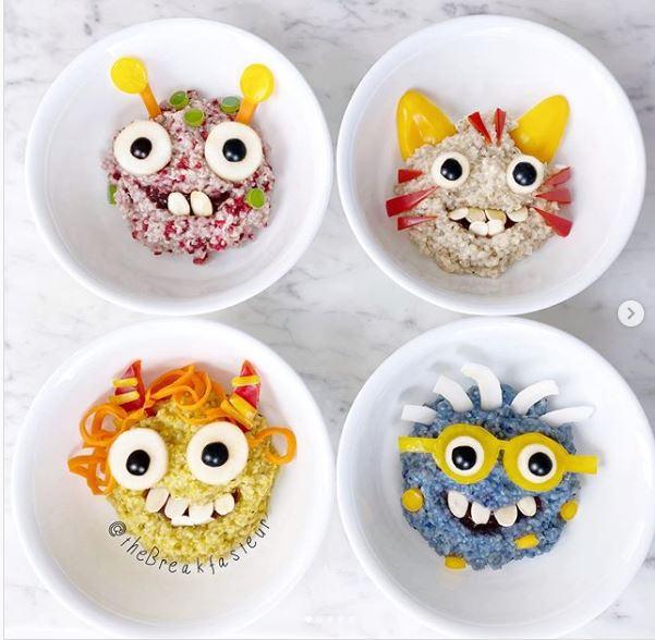 Monster Oatmeal