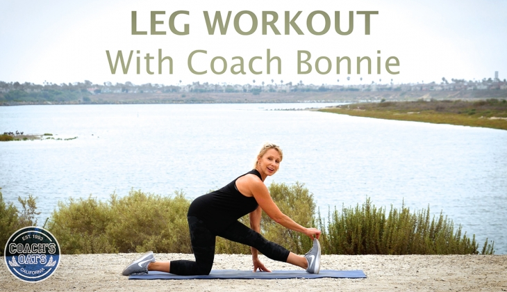 Lunge workout